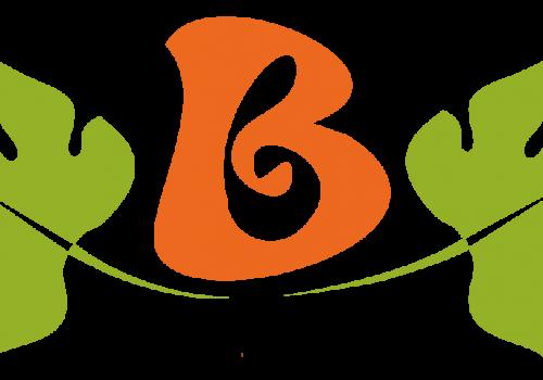 Logo- slovo b